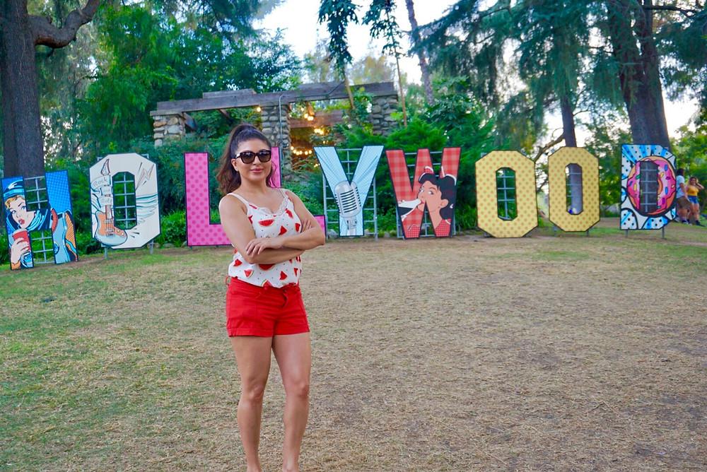 HOLLYWOOD GIRL PARK Los Angeles FAIR