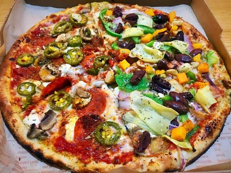 RestauRanting: Blaze Fast Fire'd Pizza