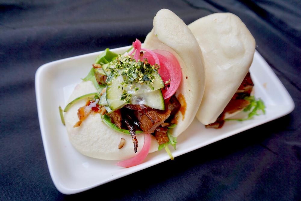 Bao. Guan. Pork Belly. Chinese Sandwich. Buns. Food. Temecula. Restaurant.