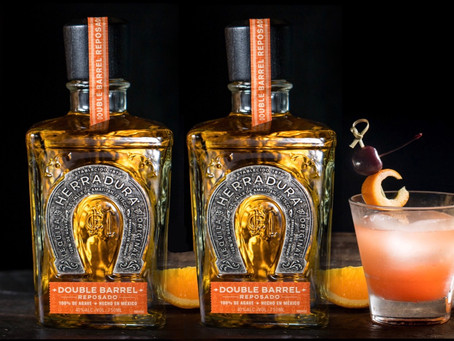 The Return of Miguel's Herradura Double Barrel Reposado Tequila