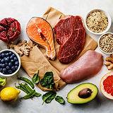 balanced-diet-organic-healthy-food-clean