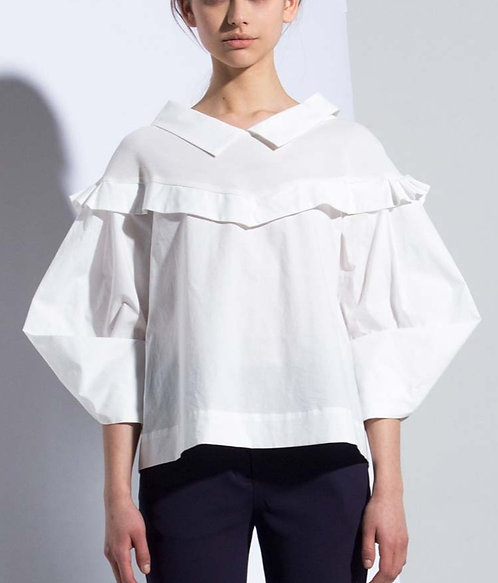 Design volume blouse