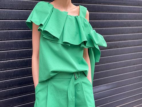 Dry twill design blouse