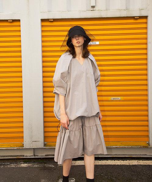 Import material volume dress
