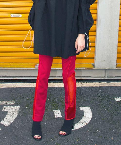 Color block leggings pants