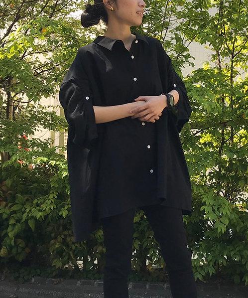 Volume shirt tunic