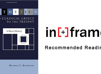 Recommended Readings: Aesthetics from Classical Greece to the Present. A Short History