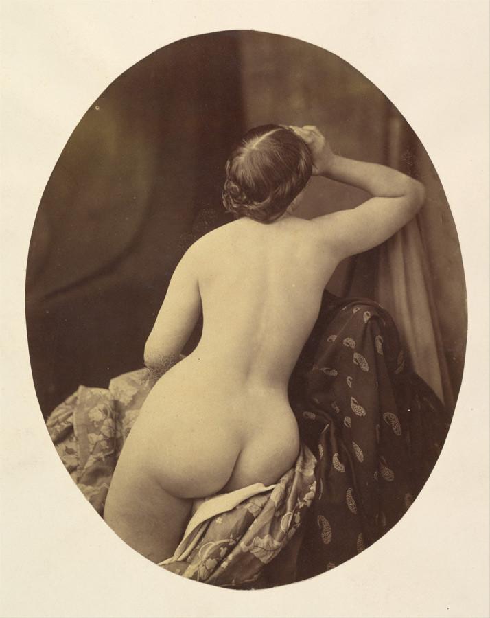 Ariadne, Oscar Gustav Rejlander, 1857