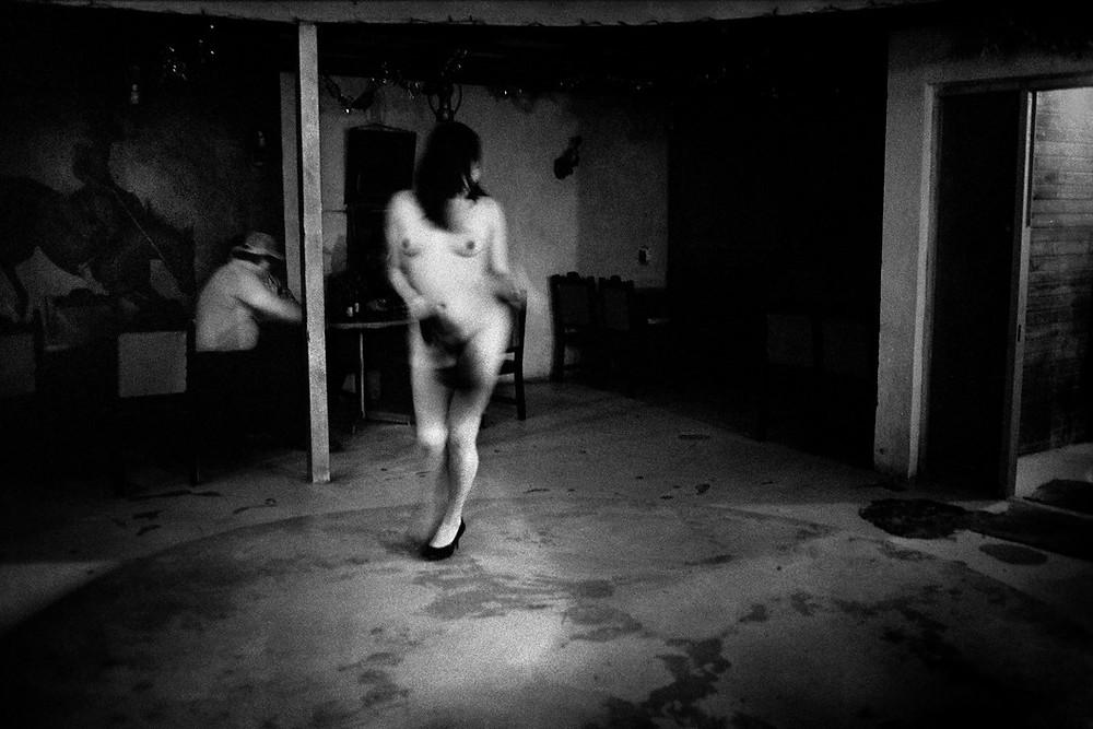 Mala Noche, Antoine D'Agata, 1991-1997.