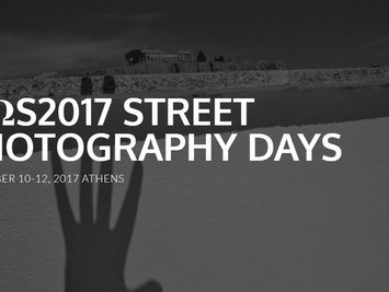 PhoS/ΦΩS Athens: A free street photography colloquium
