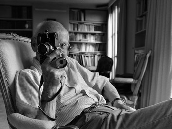 Legends of Photography: Henri Cartier-Bresson