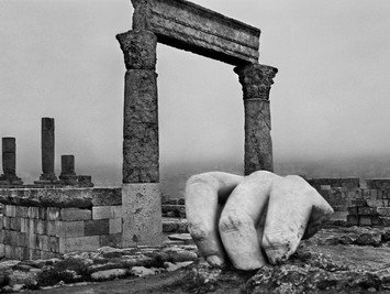 The aura of antiquity remains. Photographs by Josef Koudelka