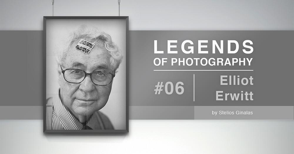 Legends of Photography Elliott Erwitt