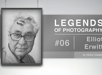 Legends of Photography #06: Elliott Erwitt