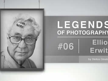 Legends of Photography #06: Elliott Erwitt