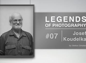 Legends of Photography #07: Josef Koudelka