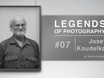 Legends of Photography #07: Josef Koudelka
