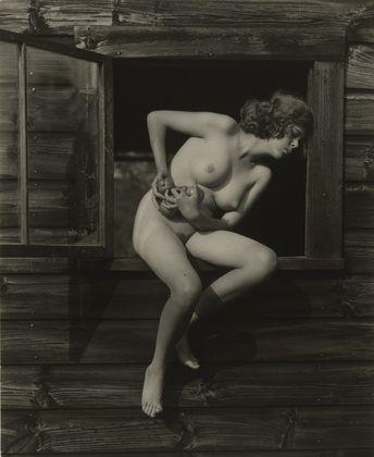 Portrait of Georgia Engelhard, Alfred Stieglitz, 1922.
