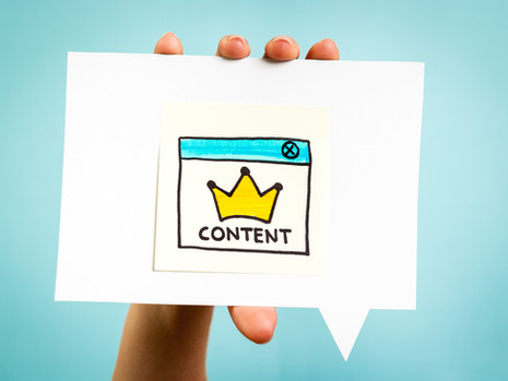 Personalized content experiences (one2one marketing)