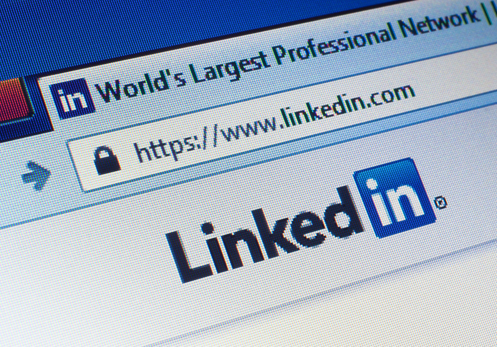 LinkedIn - The Digital Diary - James Gaubert