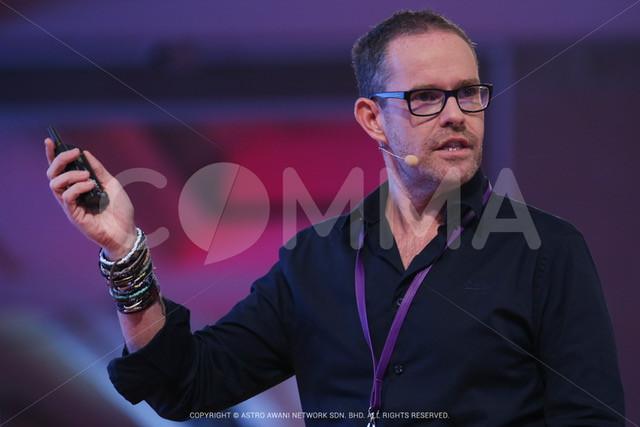 James Gaubert - Speaking at Comma 2017