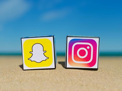 Snapchat Vs Instagram Stories