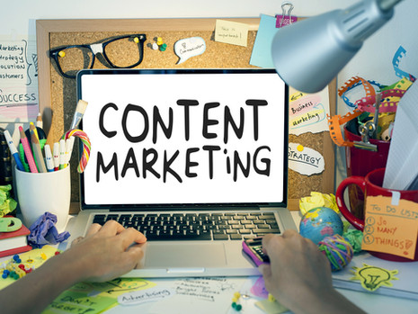 Content Marketing in a Digital World