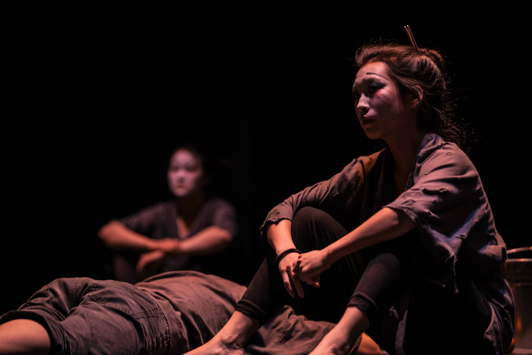 SILK BATH by Bessie Cheng, Aaron Jan and Gloria Mok