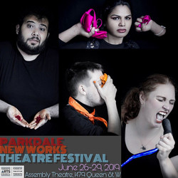 The Parkdale New Works Festival