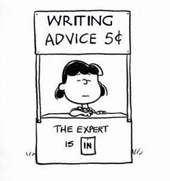 HEWAS-Hopelessly Excessive Writing Advice Syndrome