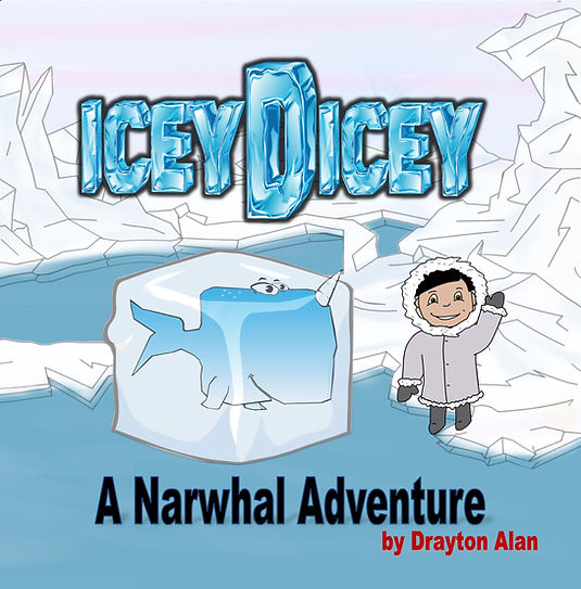 Image of the cover of the IceyDicey Book