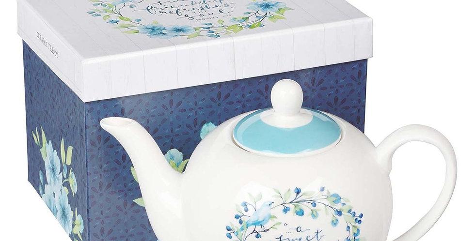 Sweet Friendship Teapot