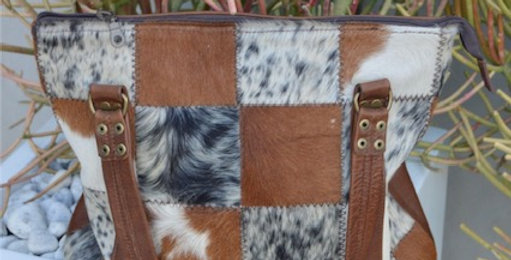 Gorgeous Patch Bag