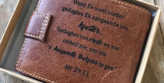 Koester- Jer 29:11