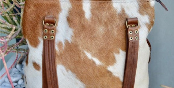 Gorgeous Nguni Bag
