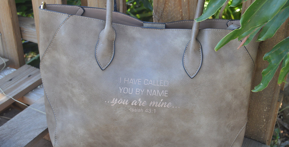 You are Mine handbag