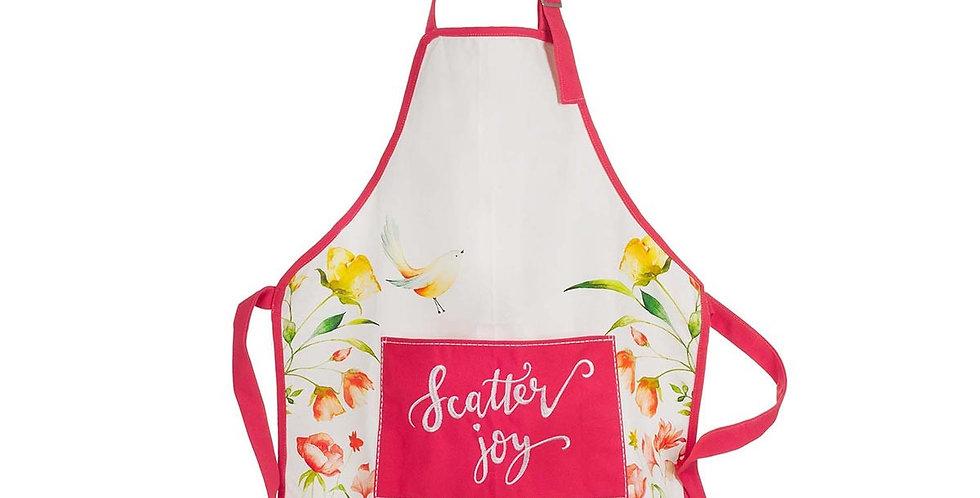 Scatter Joy Floral Cotton Apon