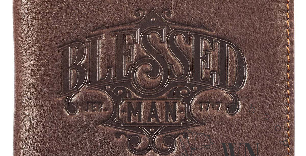 BLESSED MAN-WALLET