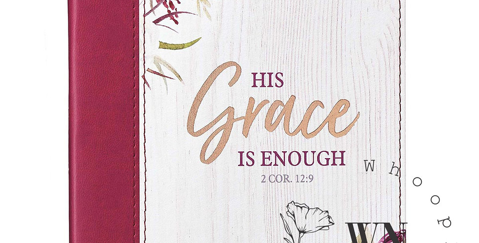HIS GRACE IS ENOUGH-JOURNAL