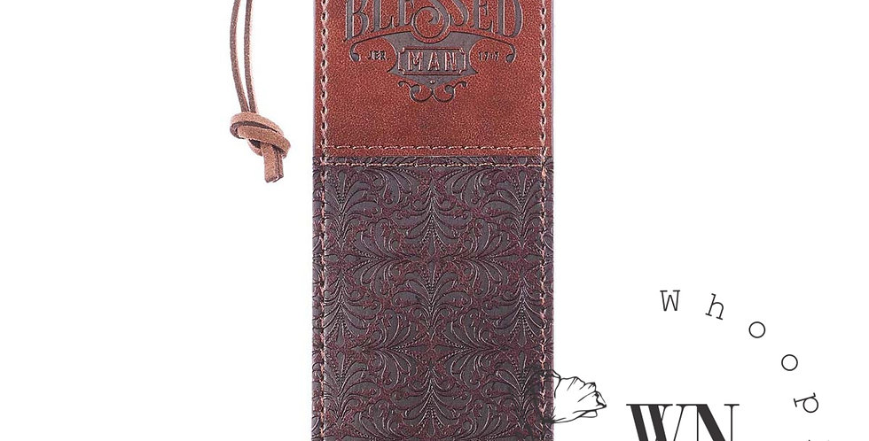 BLESSED MAN-PAGEMAKER