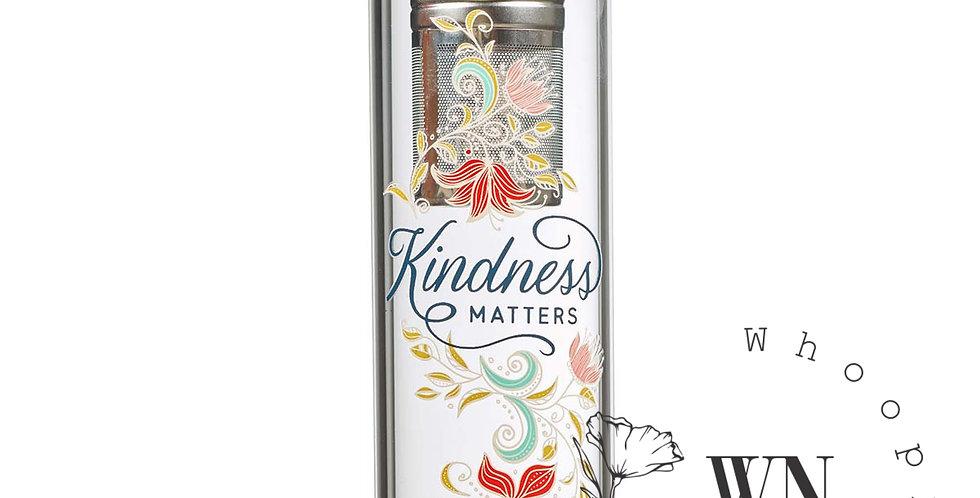 KINDNESS- WATER BOTTLE