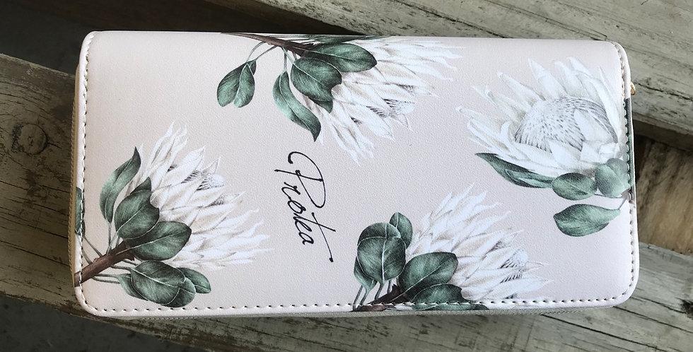 Beige Protea