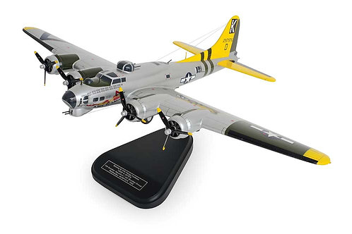 Flying Fortress - B-17