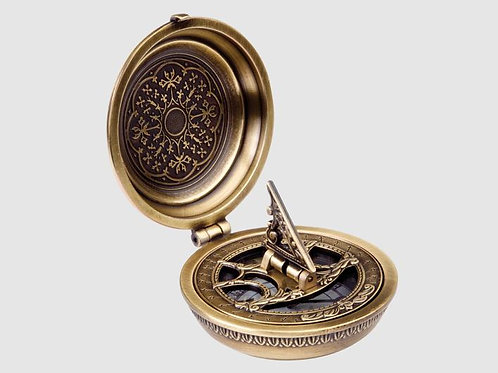 Urania Propitia Sundial Compass