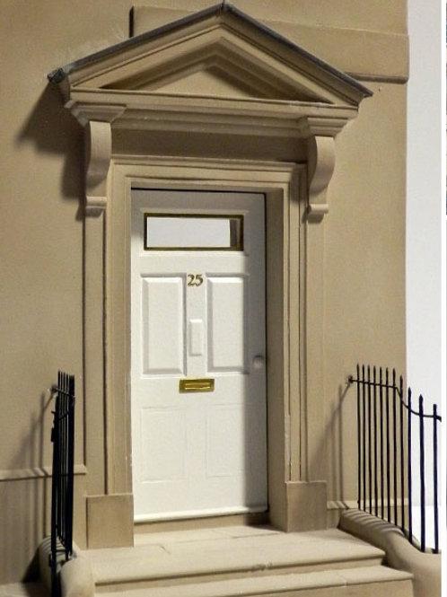 Jane Austen Doorway