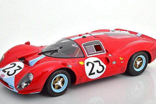Ferrari 412 P #23 24hr Le Mans