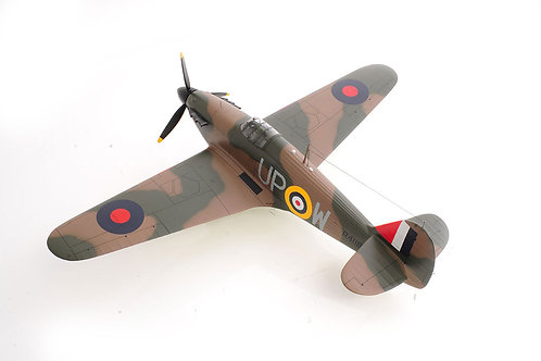 Hawker Hurricane - Clear Canopy