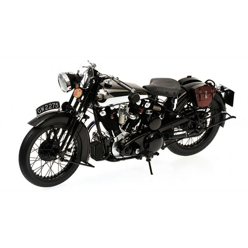Brough Superior SS 100 - T.E.Lawrence