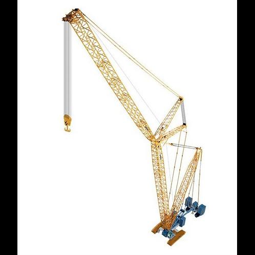 Liebherr LR 1600/2 + Derrick Crawler Crane