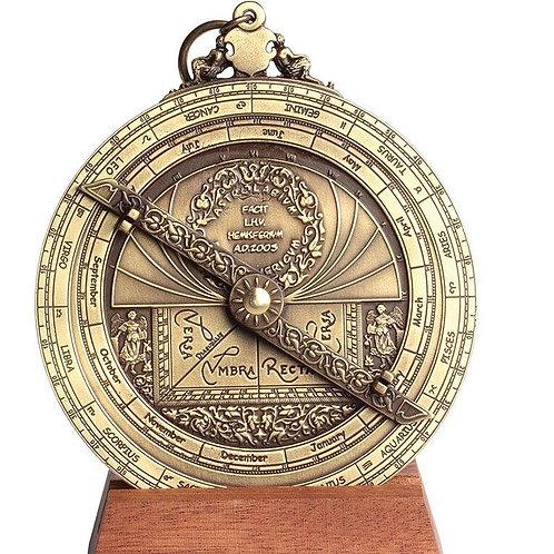 Planispheric Astrolabe L.H.V. 20